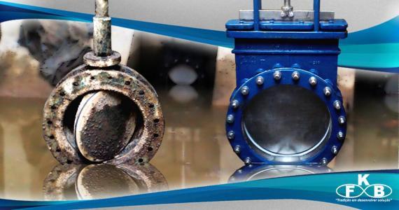 [Saneamiento básico y el uso de válvulas en aguas residuales (Alcantarillado)]