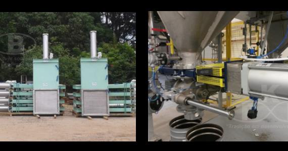 [Válvulas Guillotinas VGU-29 y VGU-09 da FKB son ideales para silos]